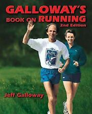 Galloway's Book on Running by Galloway, Jeff
