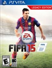 FIFA 15 - Legacy Edition (PS Vita Game) *VERY GOOD CONDITION*