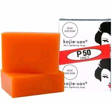 SALE... Kojie-San Skin Lightening, Whitening Bleaching Kojic-Acid Soap