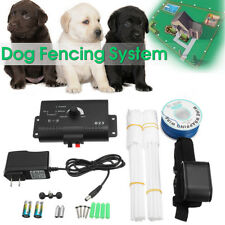 Underground Electric Dogs Pet Fencing Fence Shock Collar Containment System
