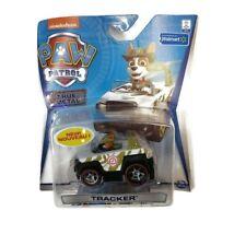 Paw Patrol Tracker True Metal Die Cast Car Vehicle Nickelodeon Walmart New
