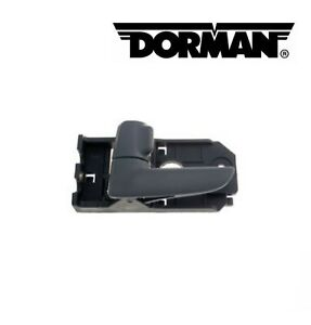 1PCS DORMAN Front L or Rear L Inside Door Handle Fit 2005-2006 Kia Spectra5