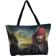 Pirates of the Caribbean Tote Handbag Shoulder Bag Messenger Purse p26 w1066