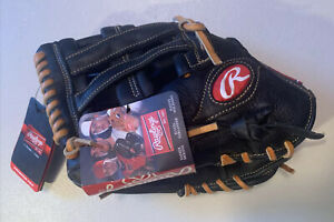"New Rawlings Premium Pro Series 12.5"" PPR1250 H Web Outfield Baseball Mitt Glove"