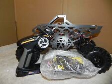 RTR NEW CUSTOM MOA CRAWLER RS10 LCG Chassis 4WS Lipo and Charger