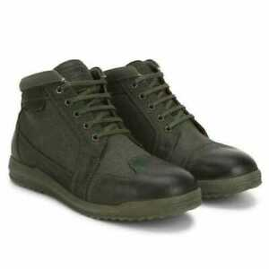 Royal Enfield Urbex 2.0 Sneakers - Olive (Size 45 CM)