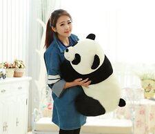 "28"" New Giant Hung  Lagre Big Panda Plush Soft Toy Stuffed Animal Doll Gift 70cm"