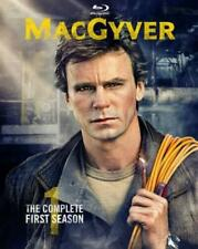 Macgyver - The Complete First Season - Blu-Ray Disc - Brand New