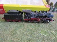 Fleischmann 4141, Schlepptenderlok, BR 24 067, DB, Ep. III, OVP sehr gut