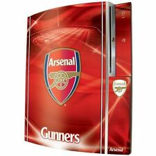 Arsenal FC PS3 Skin Stylishly Transform Your PS3 Console Officially Licensed