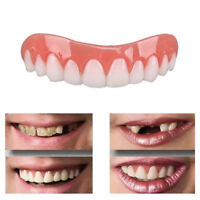 COSMETIC TEETH SNAP ON SECURE SMILE INSTANT VENEERS DENTAL FALSE NATURAL STRICT