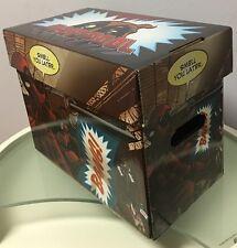 Marvel Deadpool NECA Comics Book Storage Box