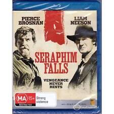 BLU-RAY SERAPHIM FALLS Pierce Brosnan Liam Neeson BONUS FEATURES REGION B [BNS]