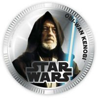 Obi - Wan Kenobi Münze Niue 2011 1$ coin