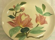 Large Redwing Blossom Time Platter Nice