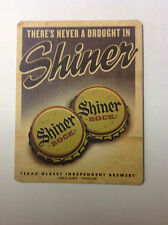 Older Shine Bock Coaster