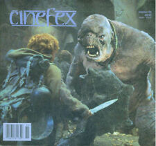 CINEFEX 89 THE LORD OF THE RINGS: FELLOWSHIP OF THE RING_BLACK HAWK DOWN_TIME MA