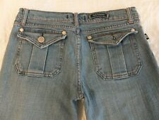 Rock & Republic Siouxsie 27 x 32 Trouser Stretch Flare Women's Jeans