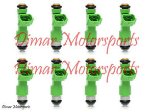 *NEW* 700cc Genuine Denso Fuel Injector Set x8 - High Performance - High Flow