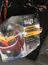 Klein Tools Tradesman Pro Organizer Shoulder Pouch 10 Inch Tote Bag