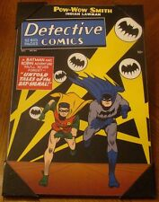 DC Comics Detective Pow-wow Batman #164 Robin Wall Art 13'' x 19'' bat signal