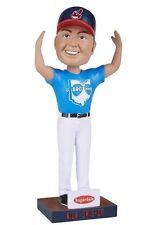 "Nick Swisher ""BROHIO"" Cleveland Indians Bobblehead Bobble Head SGA 5-31-2014 NEW"
