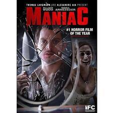 Maniac (DVD, 2013)