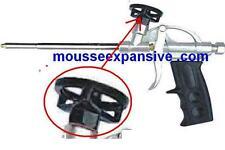 Adaptateur pistolet mousse expansive pu polyuréthane neuf standard bombe vis