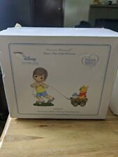 New ListingPrecious Moments, Disney Showcase Collection 2012 Christopher Robin Pulling