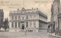 CPA 59 BERGUES L'HOTEL DE VILLE