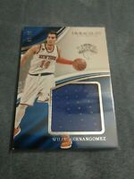 WILLY HERNANGOMEZ INMACULATE COLLECTION 16/17, 95/99