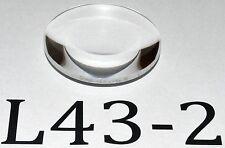 Quantum Optics Spherical Bi-Convex Lens (L43-2)