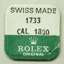 ORIGINAL ROLEX 1800 - 1733 BALANCE STAFF GENUINE (1pc. from pk )