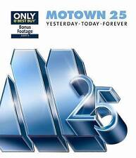 Motown 25 - Yesterday, Today, Forever (DVD, 2014, 3-Disc Set, Best Buy Exclusiv…