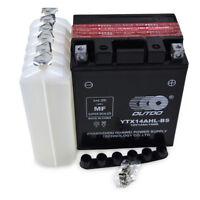 Acid sealed YTX14AHL-BS Battery for Yamaha FZR1000 FJ1100 FJ1200 XS850 XS65