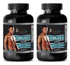 Male Enlargement - Testosterone Booster - LONGJACK - Male Enhancer - 2 B 120 Cap