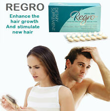 5 x Regro Horsetail Combo 56 Tablets  Treatment Promote Hair Dietary Supplement