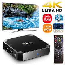 X96 Mini 4K Android 7.1 TV Box 2G 16G S905W WIFI 3D HD Media Player Quad-Core