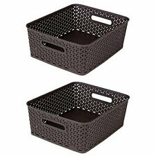 Royal Baskets Small Brown 2 Piece