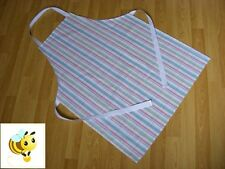 Handmade Adult Fabric Apron made in Cath Kidston Country Check Fabric