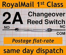 Reed Switch Changeover (SPDT) 2A change over N/C N/O reedswitch XGH-5Z powerful
