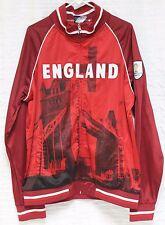 England Football Soccer Jacket XL FIFA 2014 World Cup Brazil London Bridge