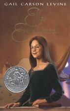 Ella Enchanted (Newbery Honor Book)-ExLibrary
