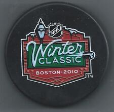 Boston Bruins  2010 NHL Winter Classic  Fenway Park - Souvenir Hockey Puck
