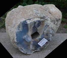 Agathe Nature opales (Boulder) 8.500 G, environ 240x200x170mm