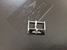 Stainless steel tang buckle 20mm for Breitling