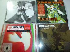 (1057) 4 CD LINKIN PARK