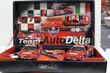 FLY TEAM 10 ALFA ROMEO 156 FIA ETCC 2003 NEW 1/32 SLOT CARS IN DISPLAY BOX