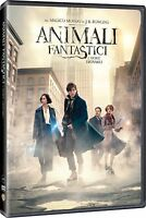 Animali Fantastici E Dove Trovarli DVD WARNER HOME VIDEO