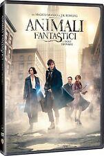 Animali Fantastici E Dove Trovarli DVD WARNER HOME VIDEO